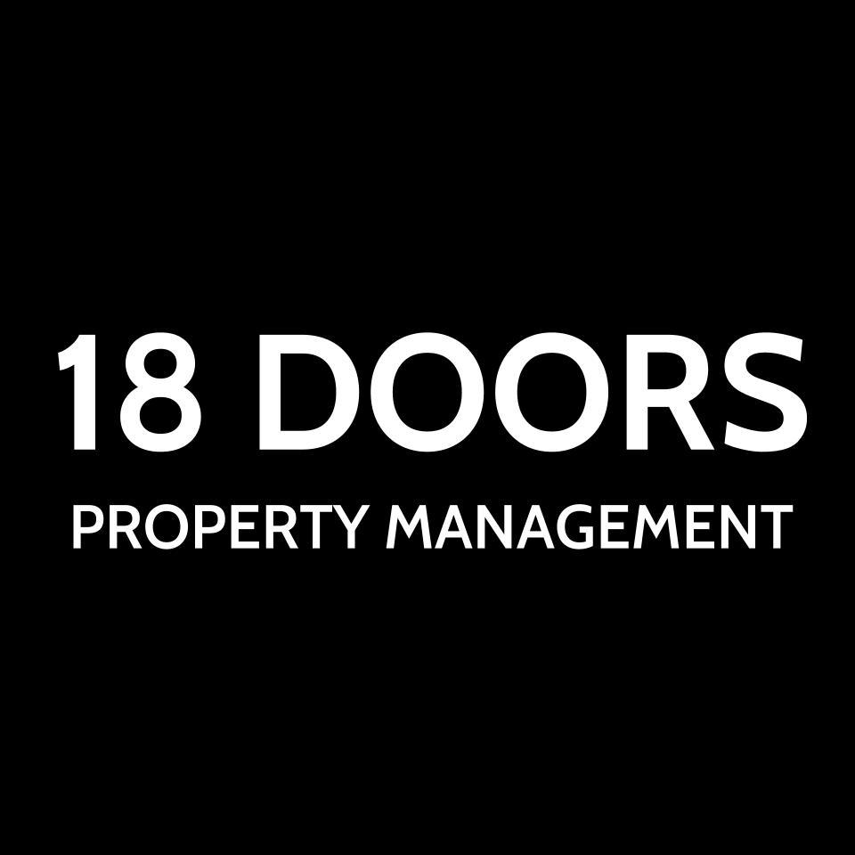 18+Doors+Logo+Prop+Mgmt+Black+ ...