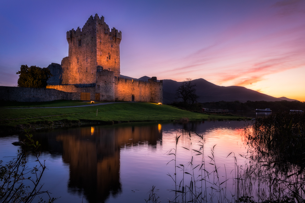Ross Castle - County Kerry by Mike O Leary - Greengraf Photography.jpg