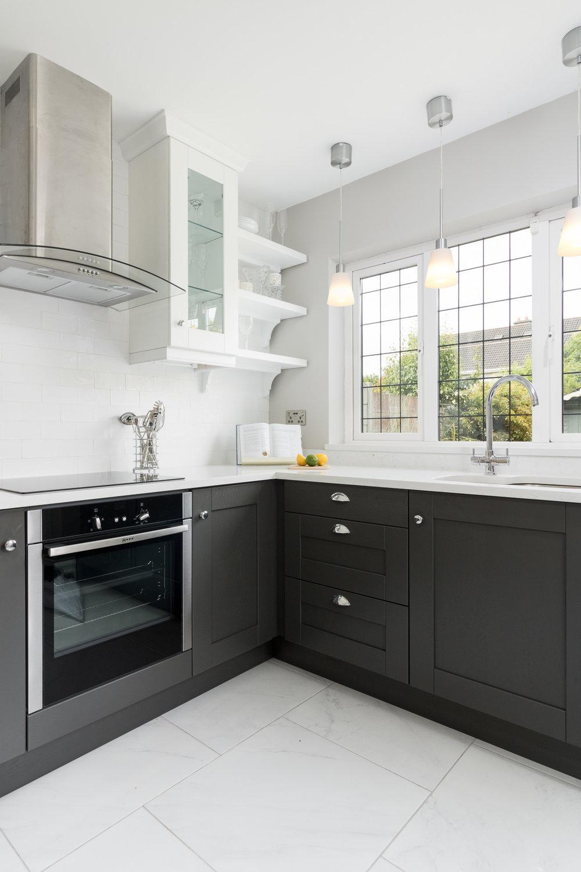 Kitchen - Interior Design Project