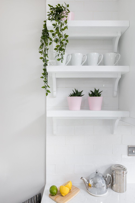 Interior Design Project - Kitchen Details
