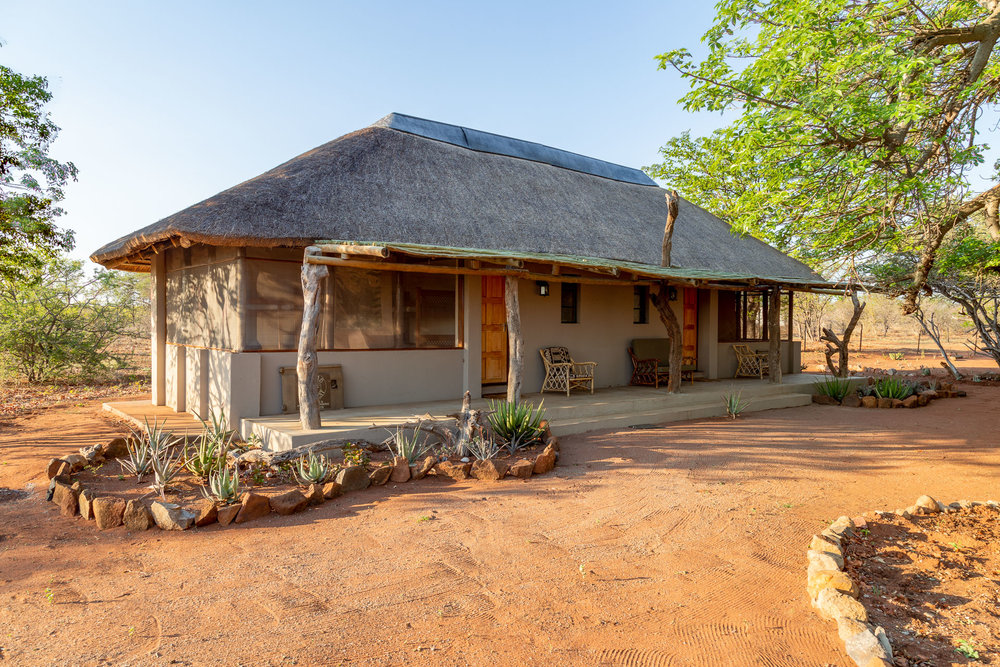 Traditional Style African Langdavel Accommodation