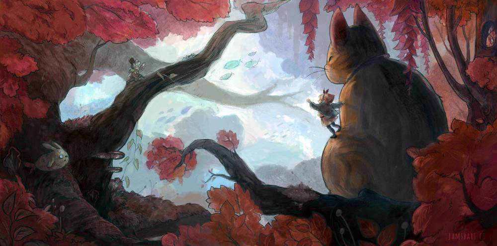 Alice in Wonderland, 2015