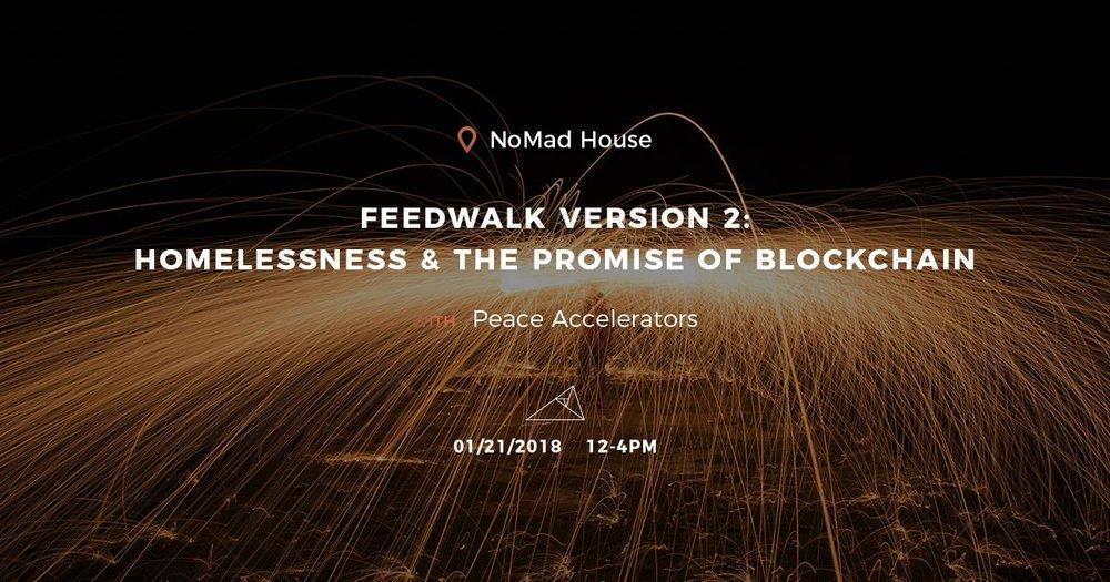 Homelessness & The Promise of Blockchain