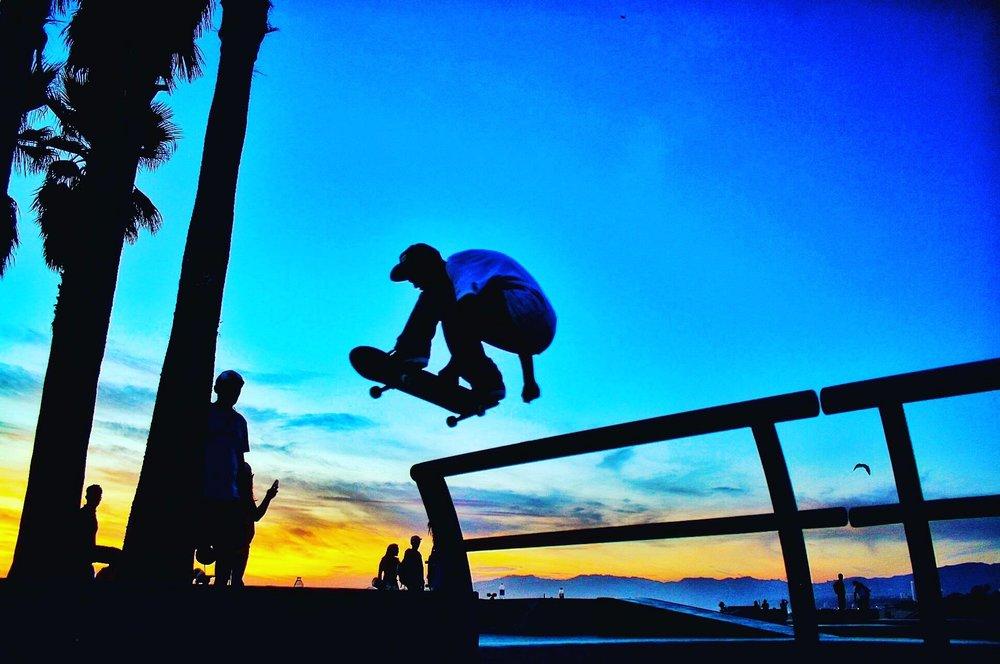 Venice Skatepark - Breakwater