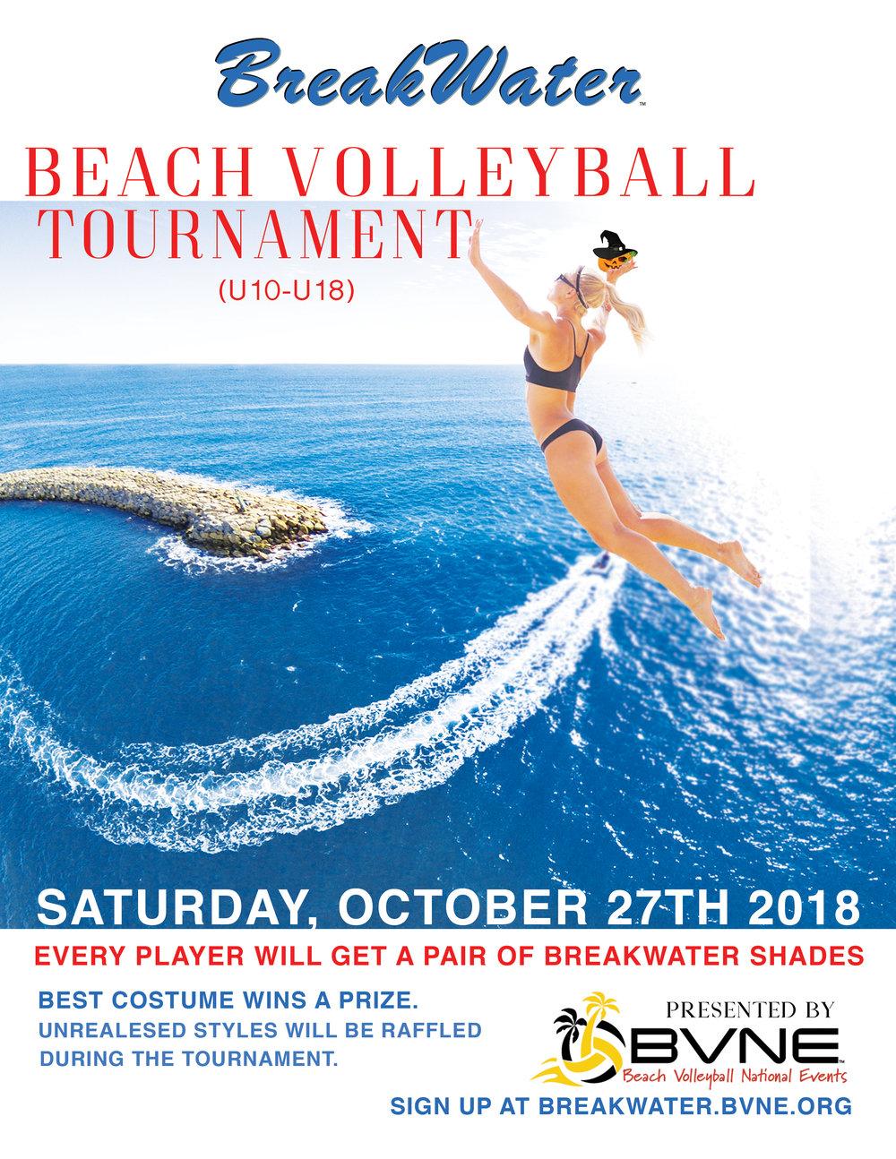 BreakWater | BVNE | Halloween Beach Classic