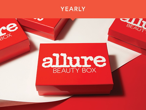 Allure Beauty Box Yearly Offer