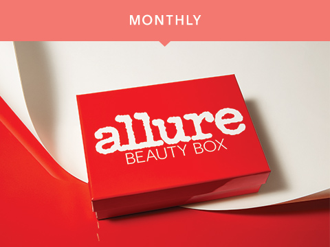 Allure Beauty Box Monthly Offer
