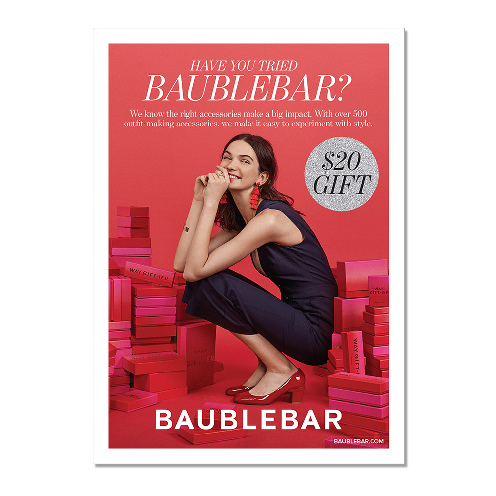 Copy of BaubleBar $20 Gift Card