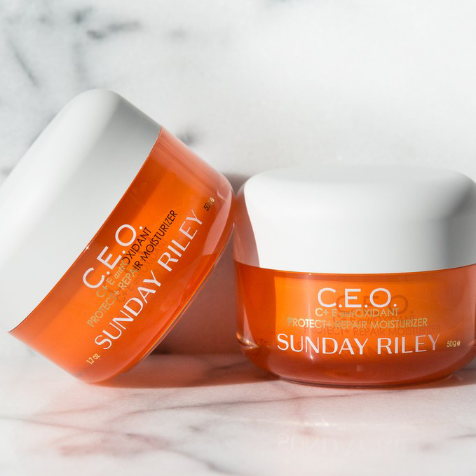 The Sunday Riley C.E.O. Protect + Repair Moisturizer Will Be Your New Favorite Winter Cream (First Look)