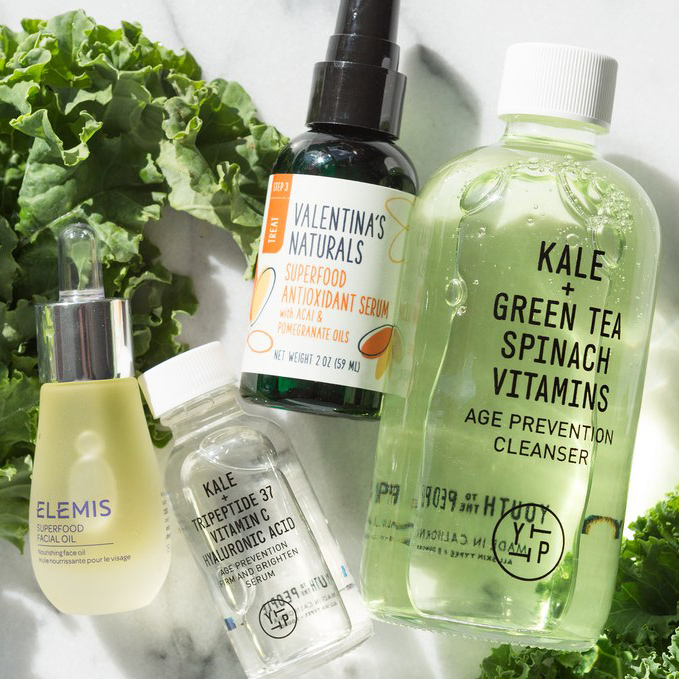 The Superfood Skin-Care Trend Is Real
