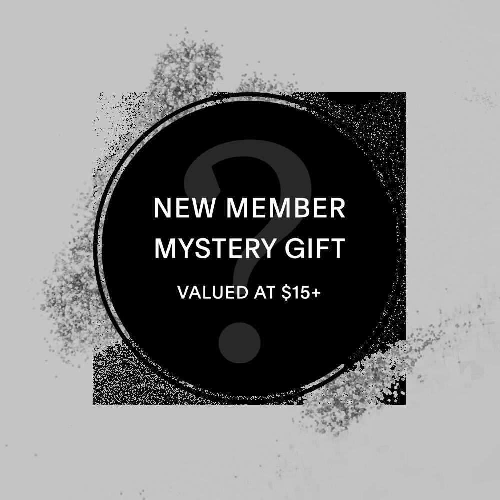 New Member Mystery Gift