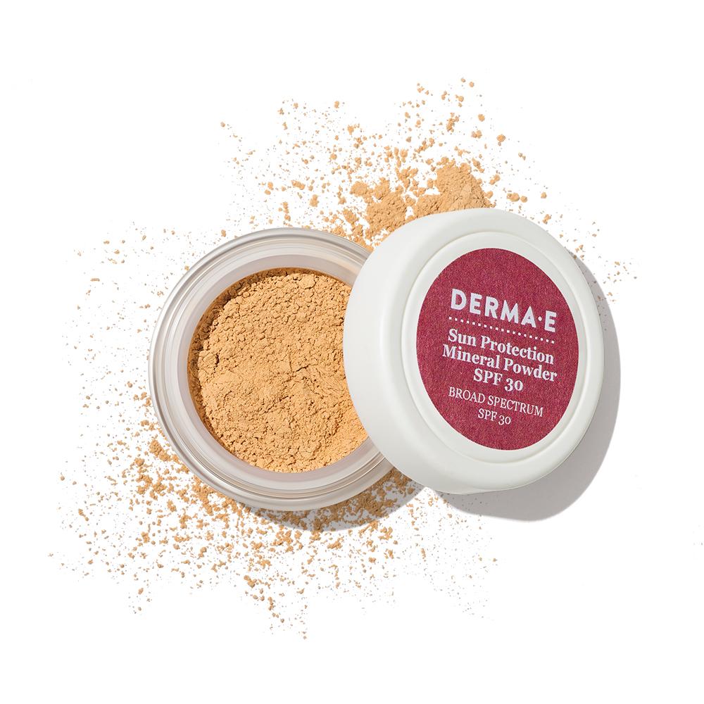 Derma E Sun Protection Mineral Powder SPF 30