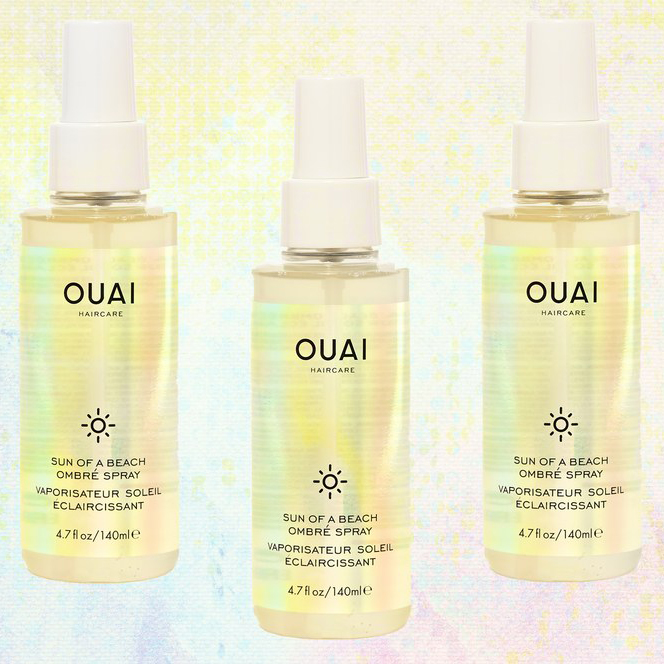Ouai Sun of a Beach Spray Is Basically Sun-In For Millennials