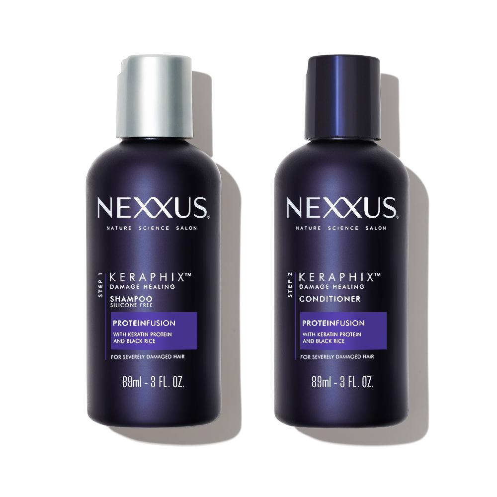 Nexxus Keraphix Shampoo and Conditioner