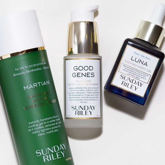 Sunday Riley: Why Everyone Is So Obsessed With the Skin-Care Brand Right Now