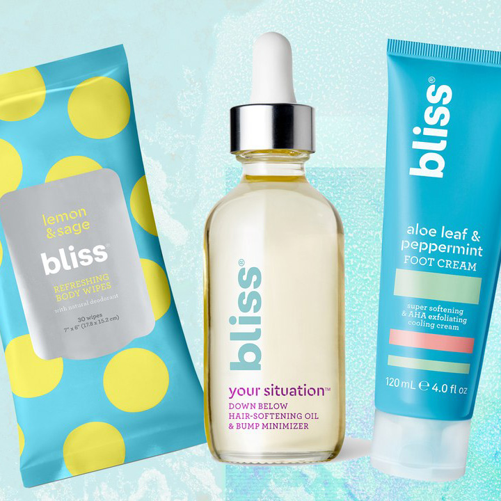 Bliss is Relaunching Its Entire Line at Target