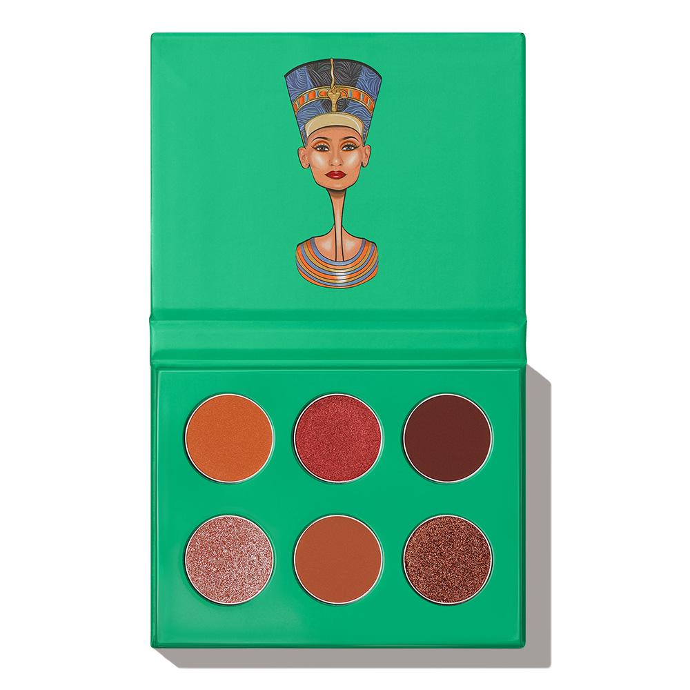 Juvia's Place Nubian Eyeshadow Palette