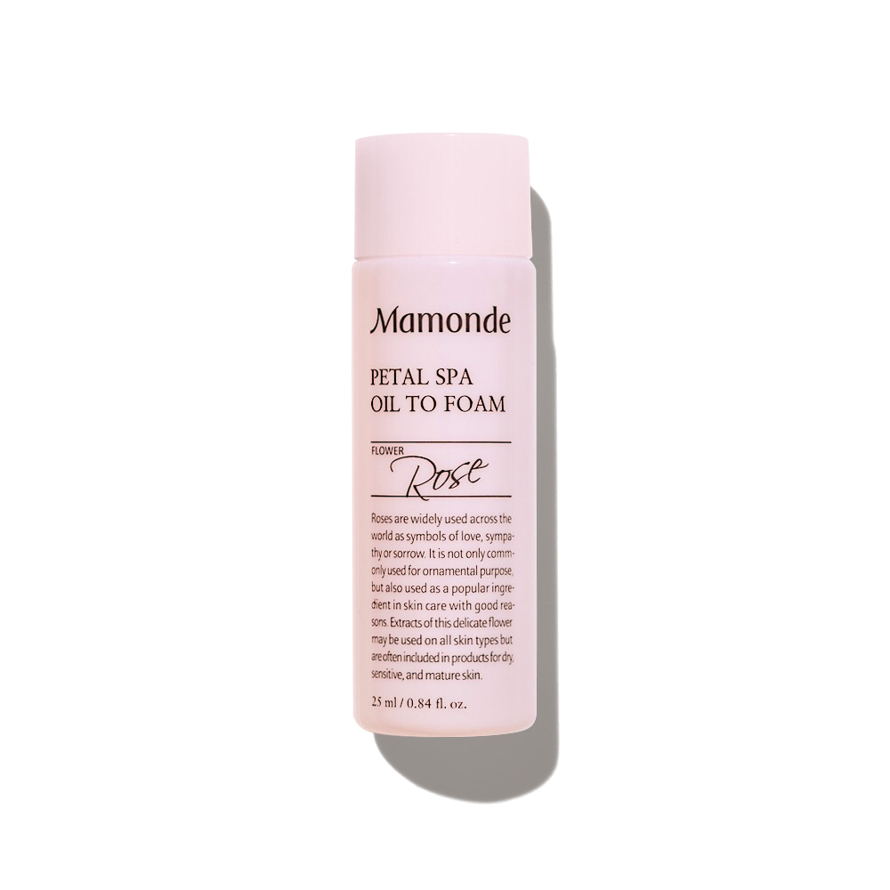 Mamonde Oil to Foam Cleanser