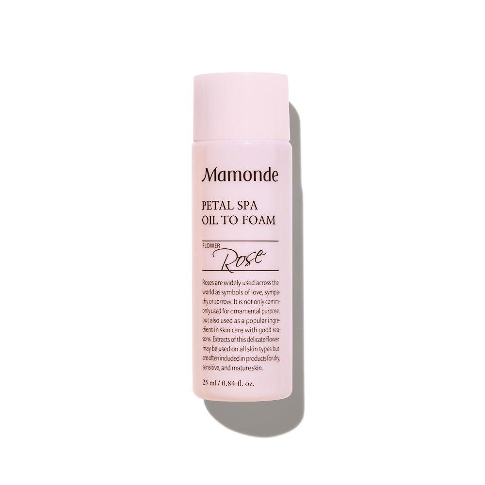 Mamonde Oil to Foam Cleanser