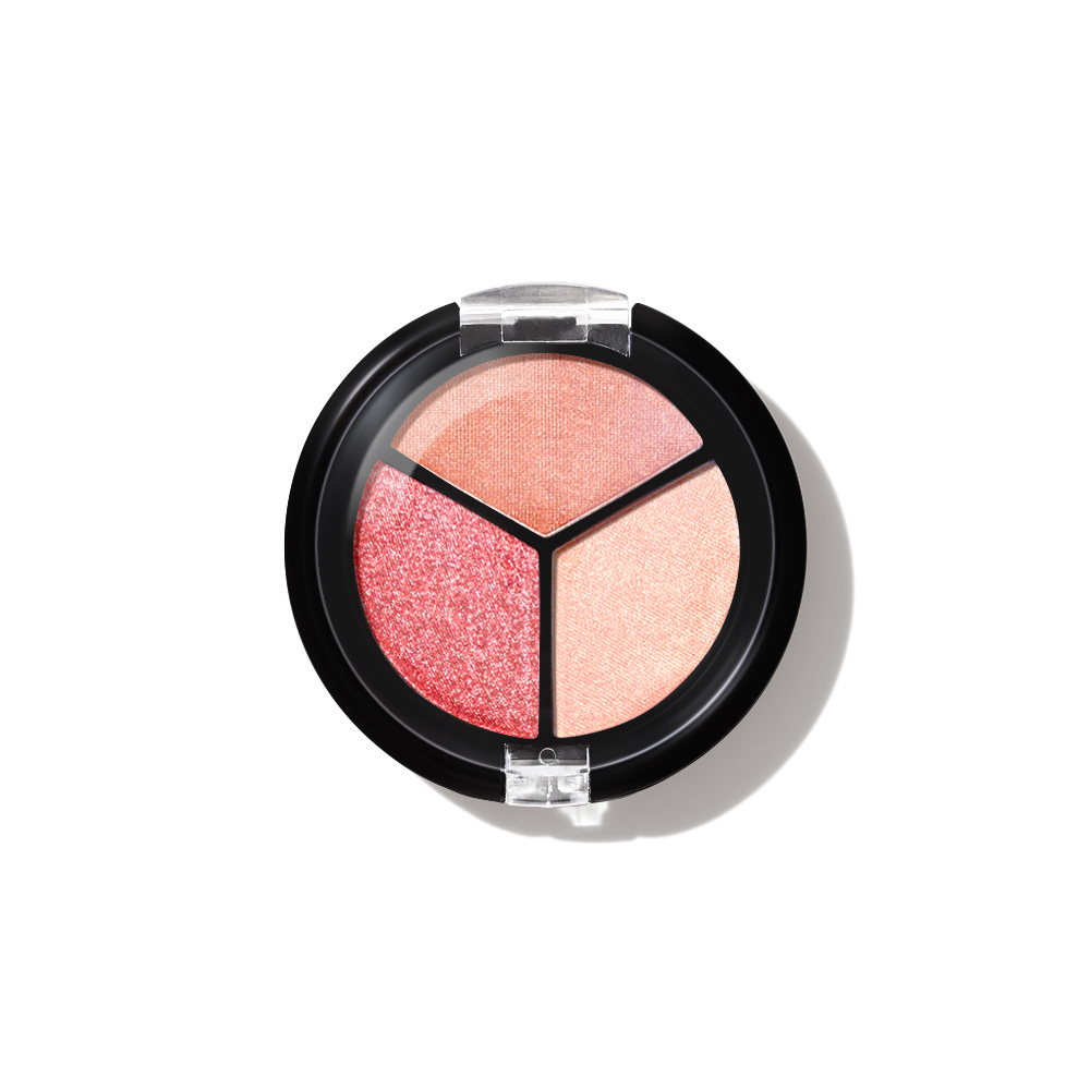 Model Co Pink Eyeshadow Trio (full size)