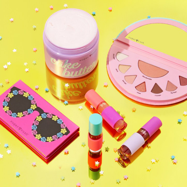 Tarte Just Launched Sugar Rush, an Adorable and Affordable New Beauty Brand