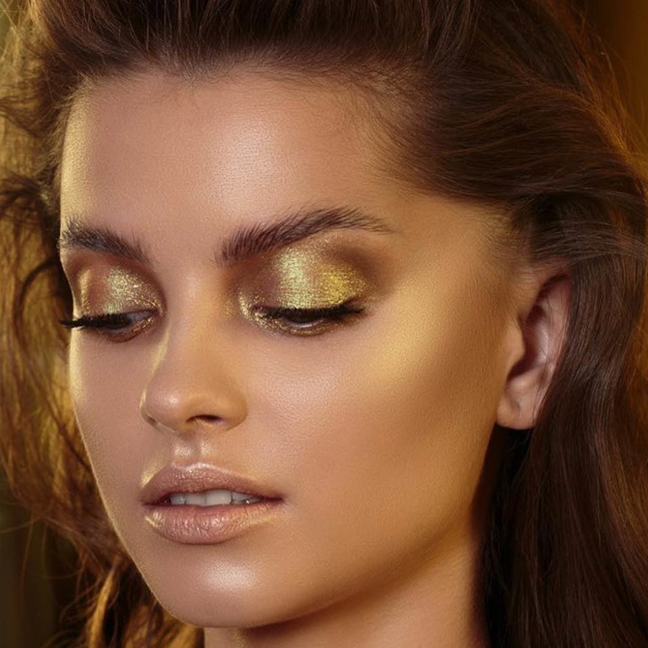 Natasha Denona Is Launching a Gold Eye Shadow Palette to Give Your Eyes the Midas Touch