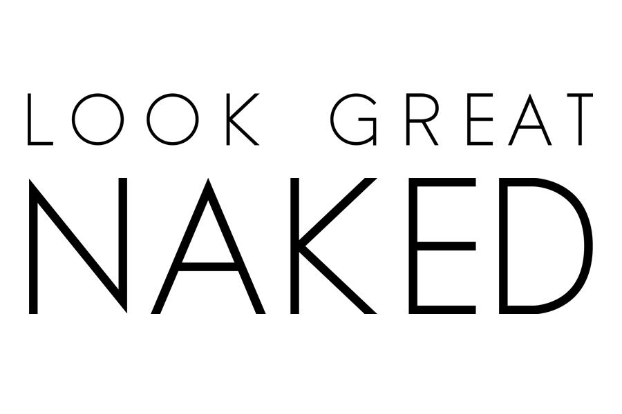 Look Great Naked Logo
