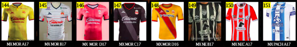 Mexican league 4