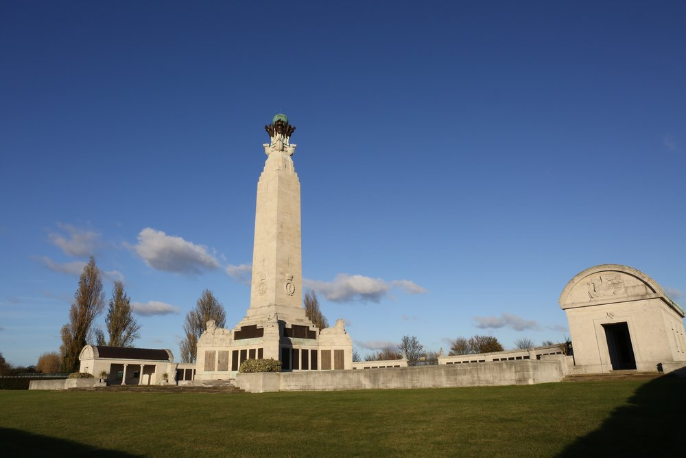 Chatham Naval War Memorial