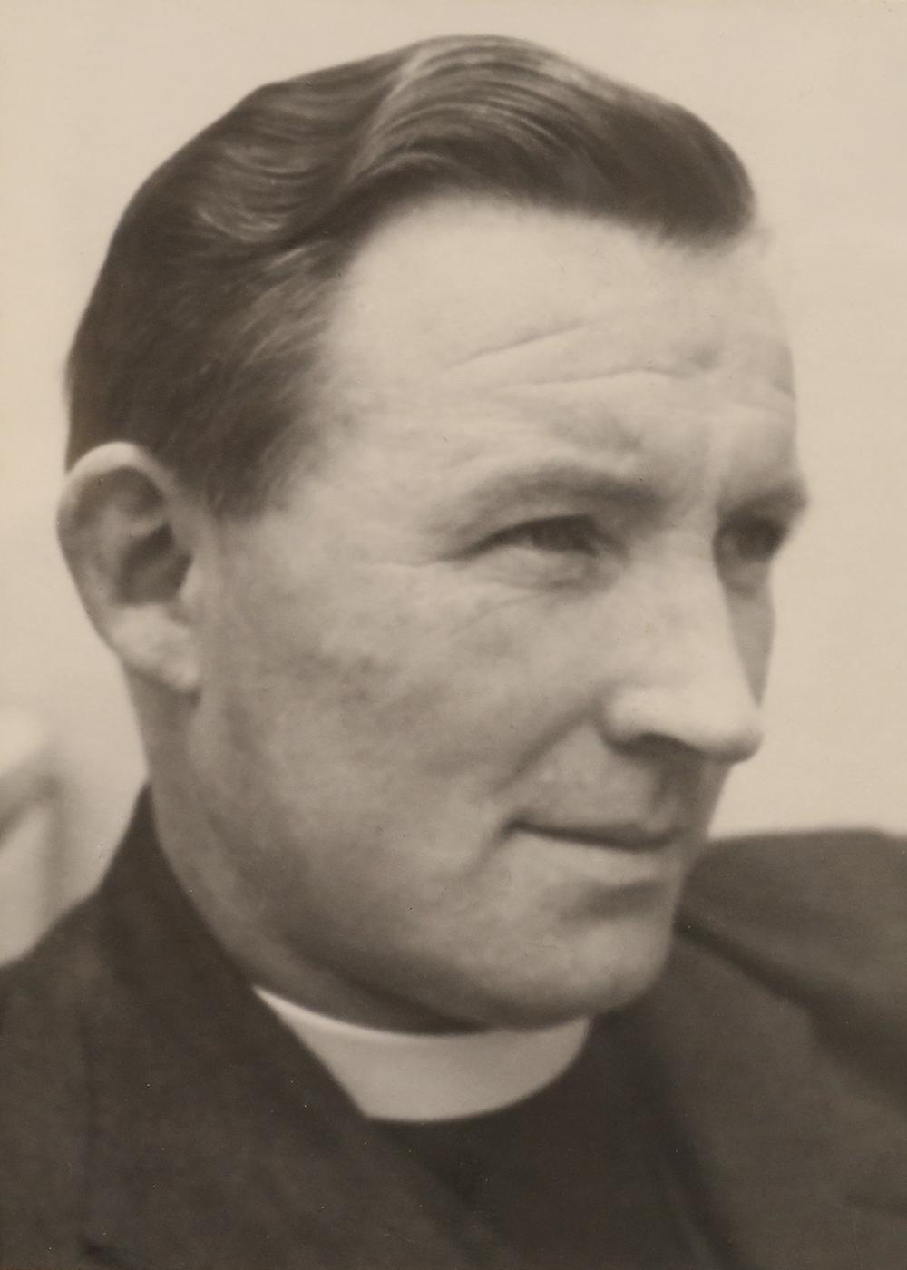 Rev. Robert Roland Cox  1955 - 1963 & 1974 - 1990