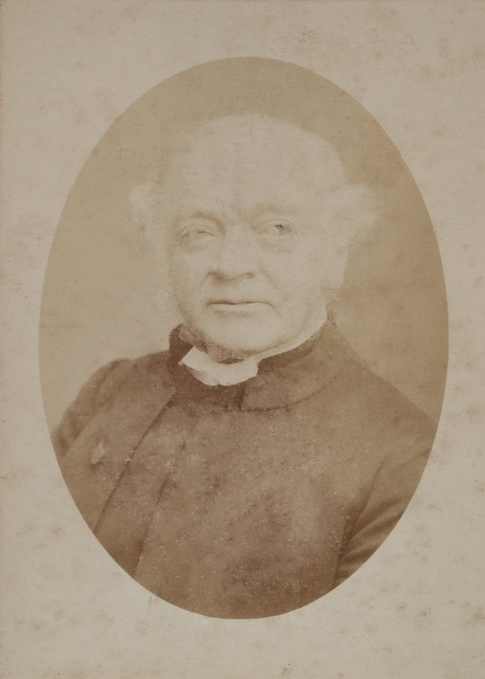 Rev. Francis Charles Young  1864 -1886