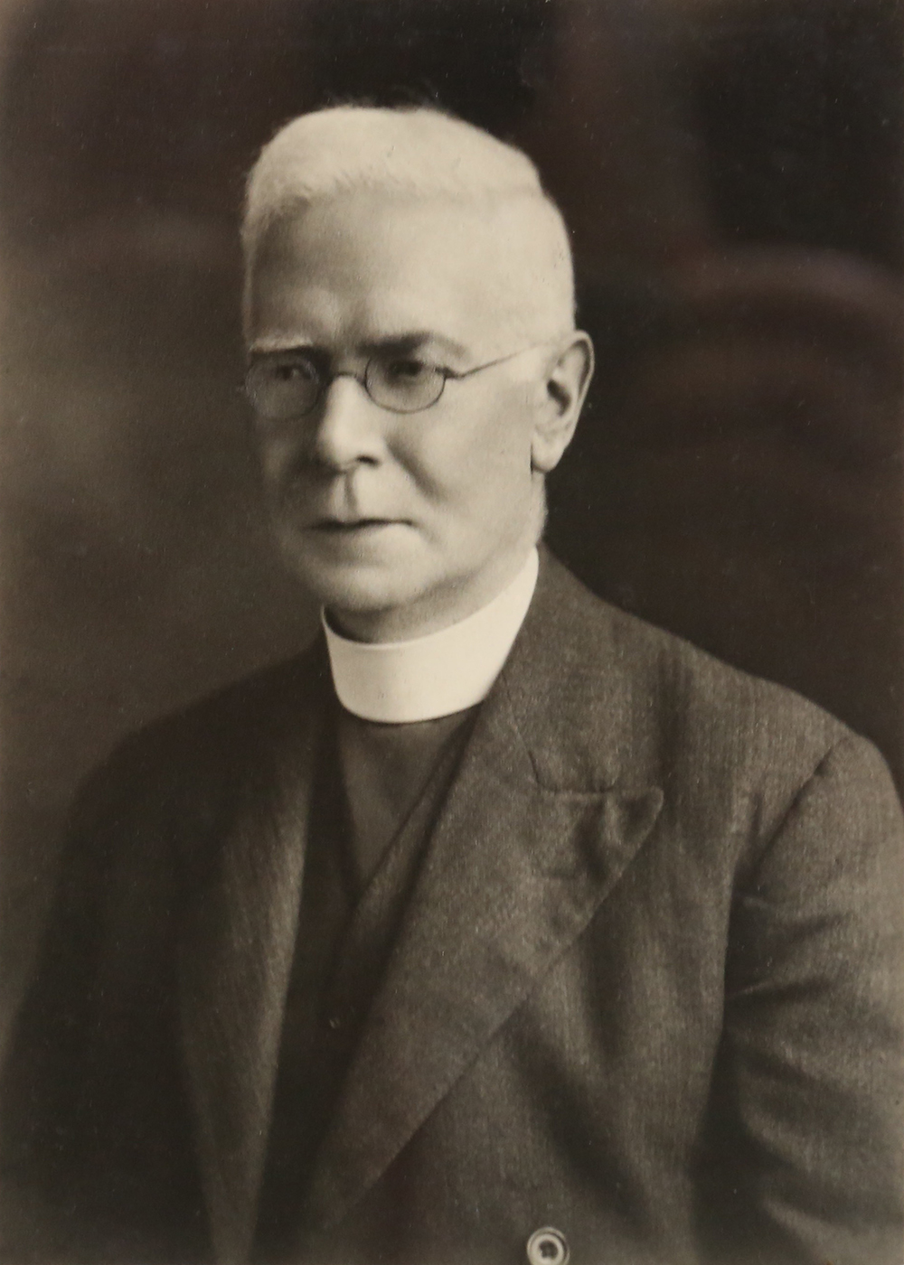 Rev. Parker Erskine Major  1886 - 1929