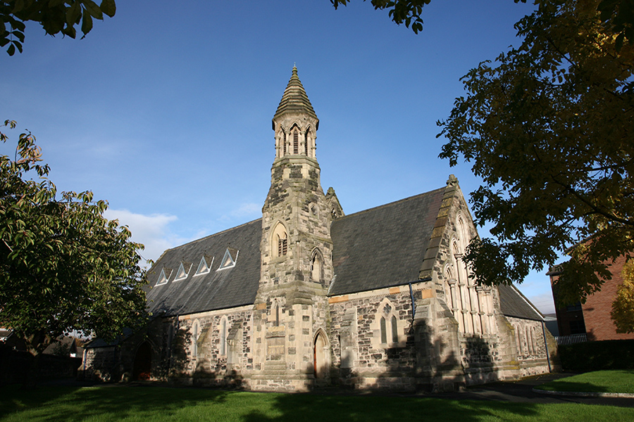 St Paul's Parish Church, York Street , Belfast