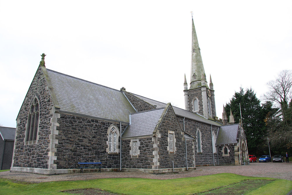 Drummaul Parish Church, Randalstown