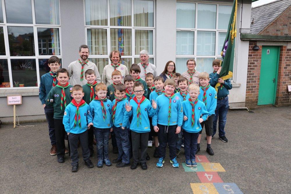 1st Kilbride Scout Group
