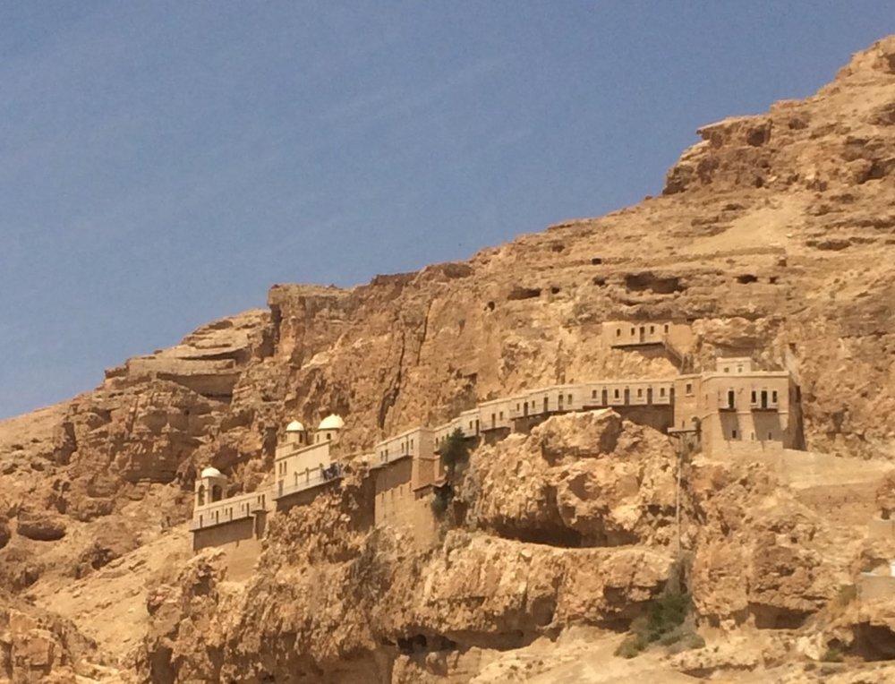 Mount of Temptation.