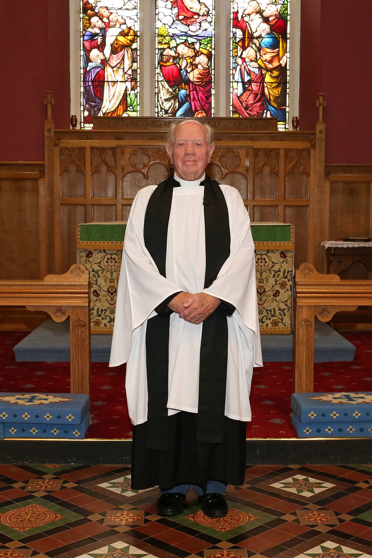 Rev. Wallace Fenton