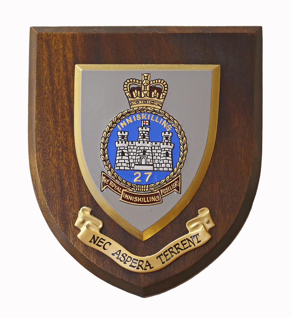 Regimental Crest