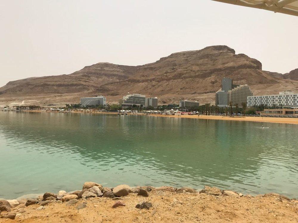 Dead Sea - Ein Boqeq