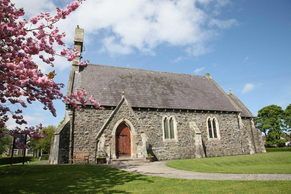 Christ Church, Ballynure