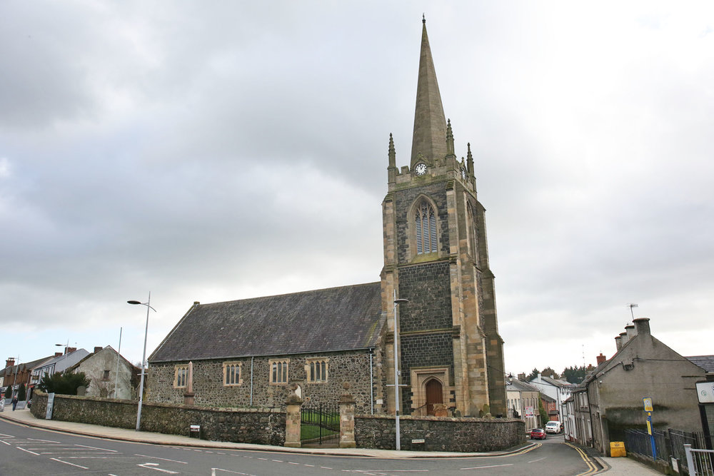 All Saints' Church, Antrim