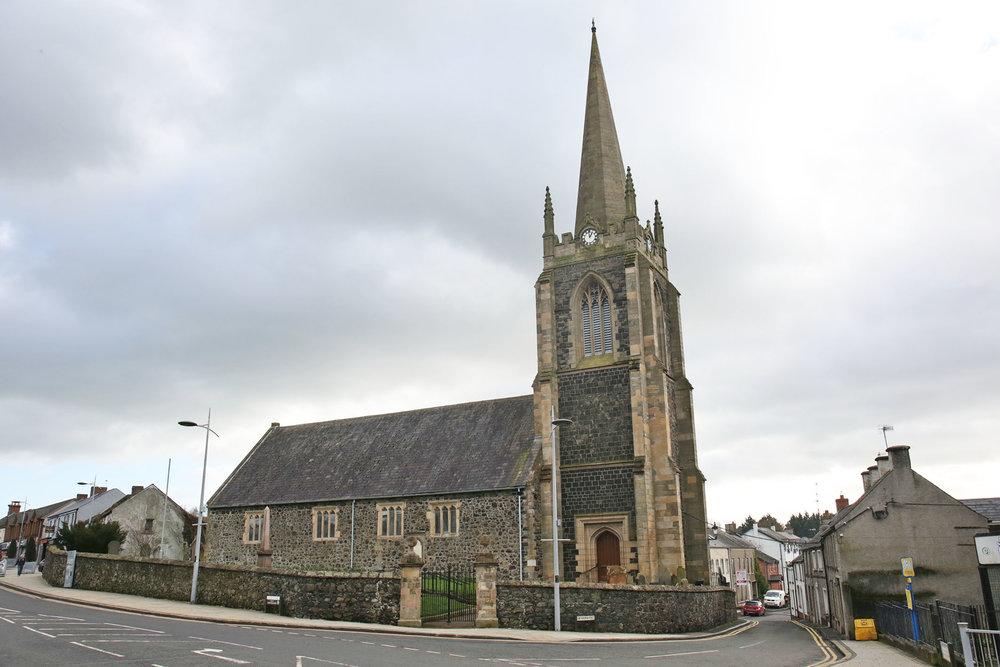 All Saints' Church, Antrim