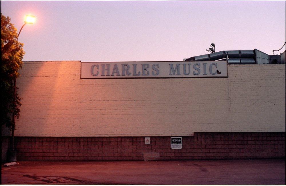 glendale, charles music