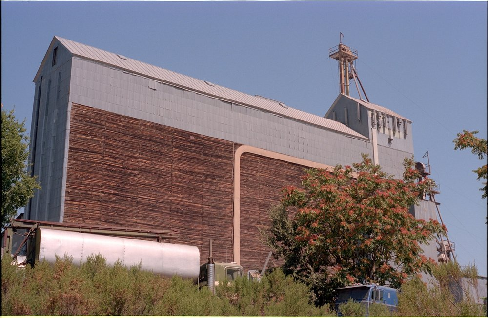 paso robles, grain factory