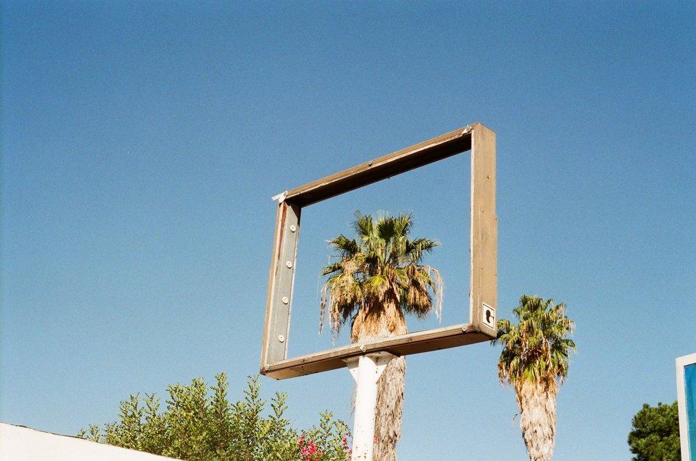pasadena, framed i