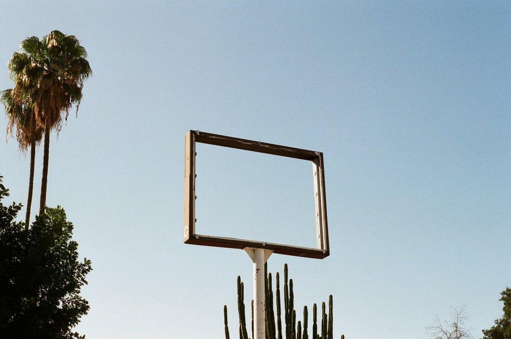 pasadena, framed ii
