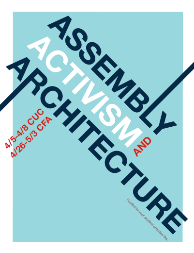 Assembly, Activism, and Architecture - Pittsburgh, PensylvaniaApril 2015