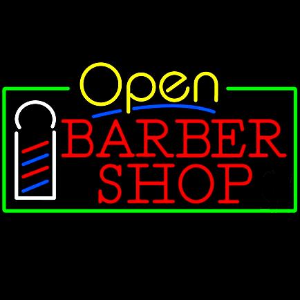 Barbershop Is Open Today