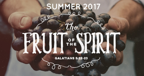On June 11, Pastor Brian Matherlee begins a 10-part series on the Fruit of the Spirit. His text is Galatians 5:16-18, and 22-25. -