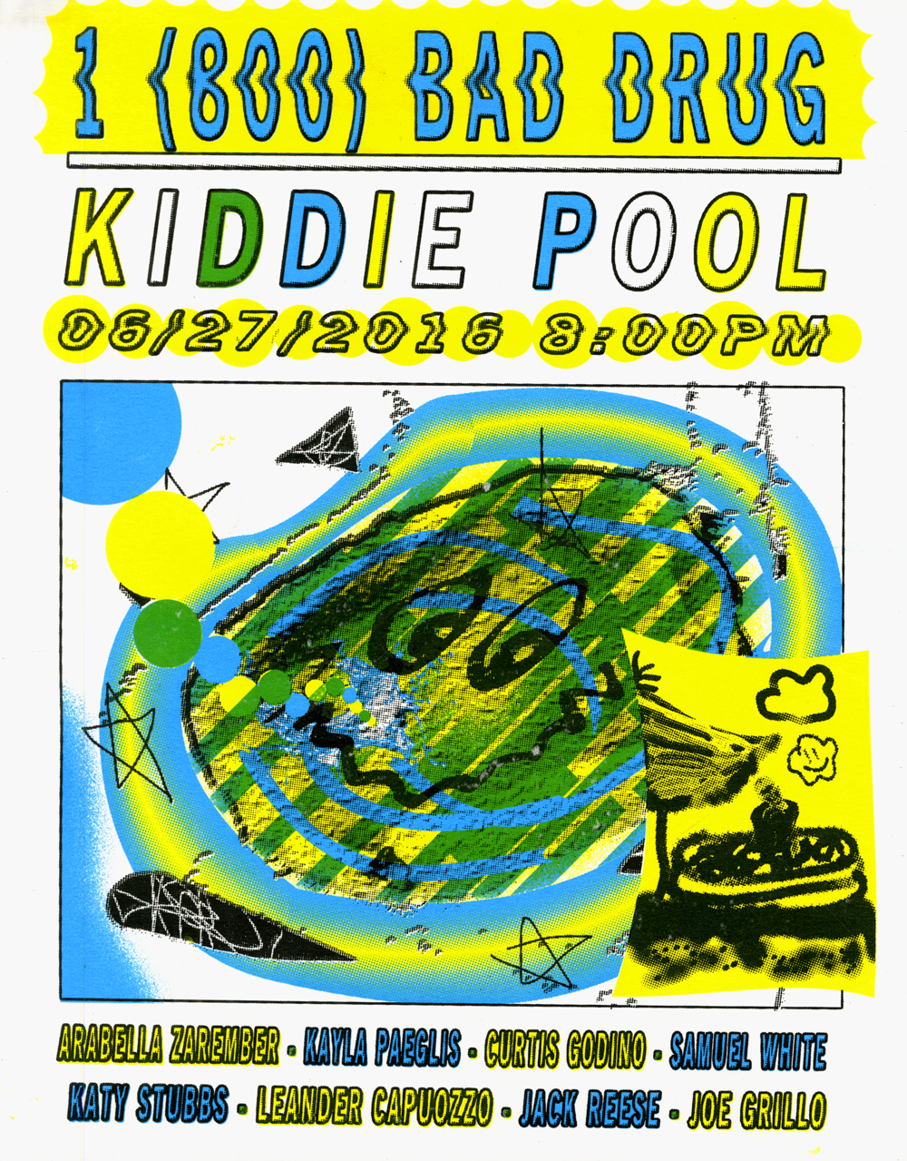 1 (800) BAD-DRUG: KIDDIE POOL